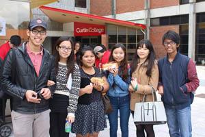 Cao đẳng Quốc tế Curtin – CIC