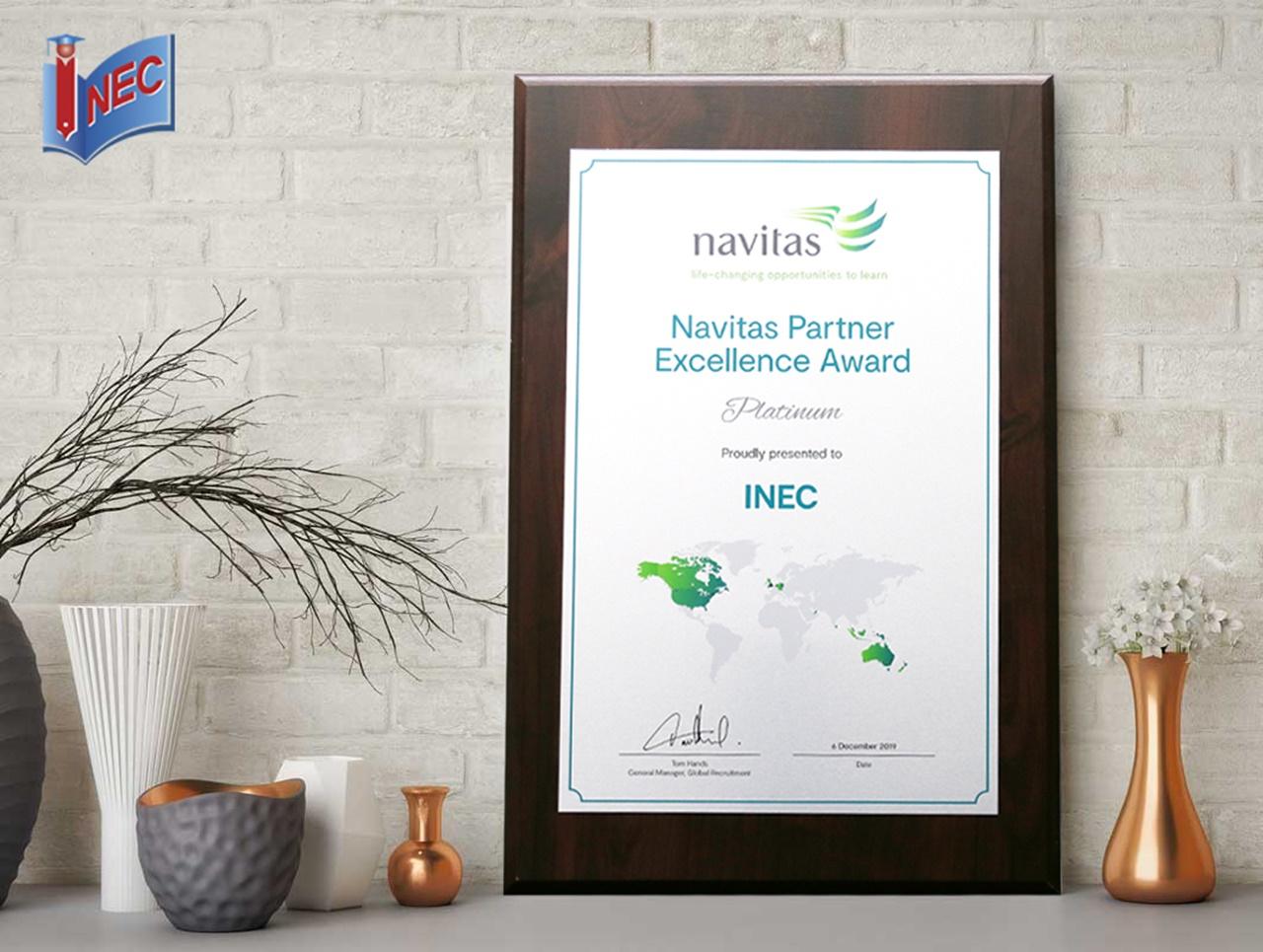 Giải thưởng Navitas 2019