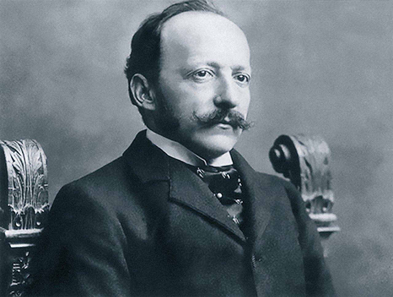 Chân dung César Ritz