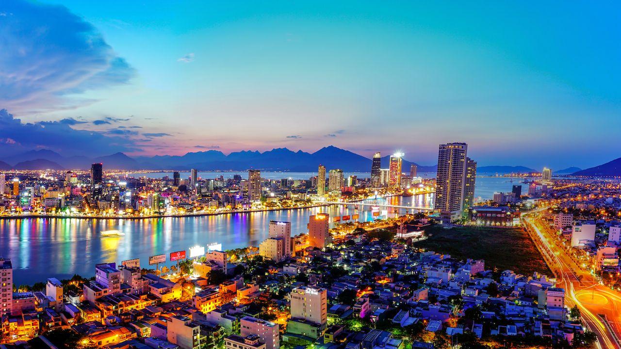 """Đà Nẵng thực sự """"hóa rồng"""", trở thành đô thị đáng sống bậc nhất tại Việt Nam"""