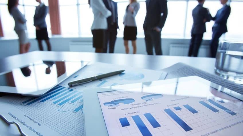 Khoa học dữ liệu đóng vai trò quan trọng trong lợi thế cạnh tranh của các doanh nghiệp