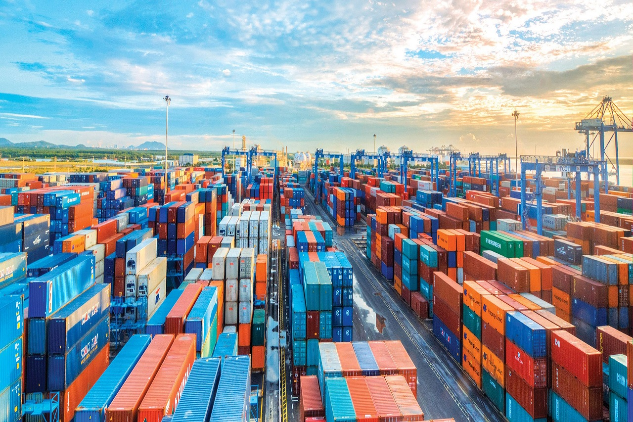 Bà Rịa - Vũng Tàu có nhiều triển vọng phát triển thành trung tâm dịch vụ logistics của khu vực trong tương lai