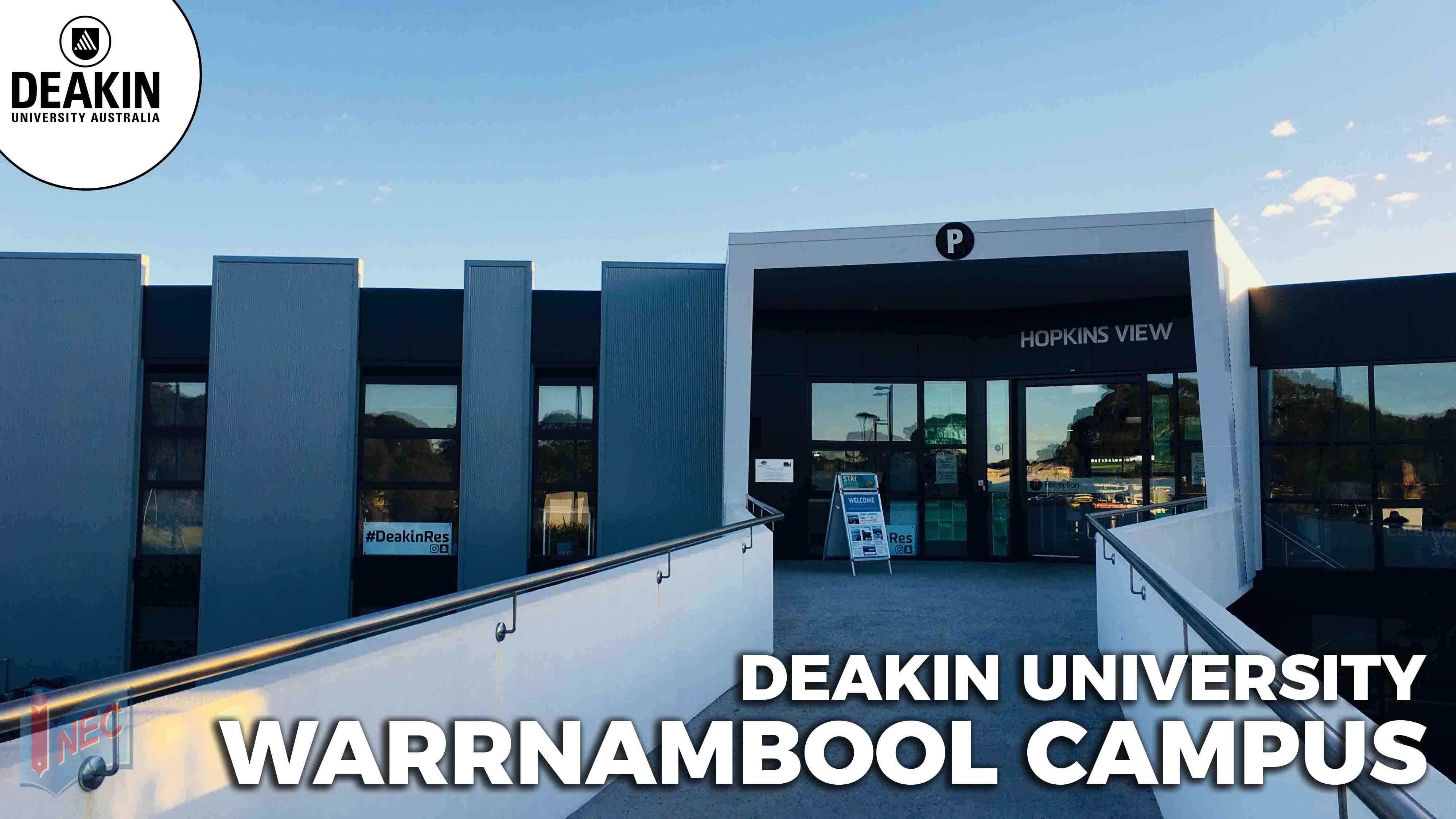 Là trường đại học duy nhất của Úc đặt cơ sở đào tạo tại Warrnambool, Deakin mang đến cho sinh viên từ khắp nơi trên thế giới chọn lựa các khóa học chất lượng ở nhiều lĩnh vực hấp dẫn hiện nay như giáo dục, điều dưỡng, luật, khoa học, sức khỏe, thương mại và khoa học biển. Warrnambool là thành phố ven biển tuyệt đẹp đang được chính quyền chú trọng đầu tư phát triển. Sinh viên khi du học Úc tại Đại học Deakin Warrnambool sẽ được hưởng lợi từ dịch vụ chăm sóc sức khỏe chu đáo, hòa mình vào cộng đồng người dân thân thiện phóng khoáng cùng nhiều cơ hội việc làm hấp dẫn ngay khi ra trường.  ☎ Tổng đài: 1900 636 990 ☎ Hotline KV Miền Bắc & Nam: 093 409 2662 – 093 409 9948 ☎ Hotline KV Miền Trung: 093 409 9070 – 093 409 4449 ✉ Email: inec@inec.vn  Website: https://duhocinec.com/du-hoc-uc  Xem thêm các clip về du học Úc tại: https://www.youtube.com/playlist?list=PLcYVR0Wljlzg_-TWKgau0P4nrgLBaID5b