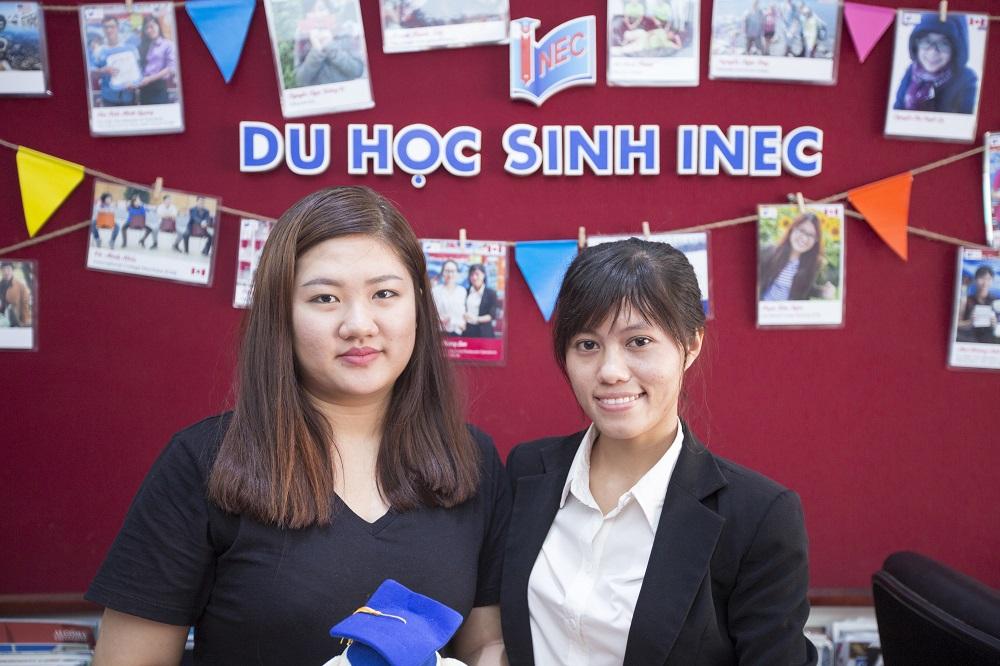 Học sinh đạt visa Mỹ