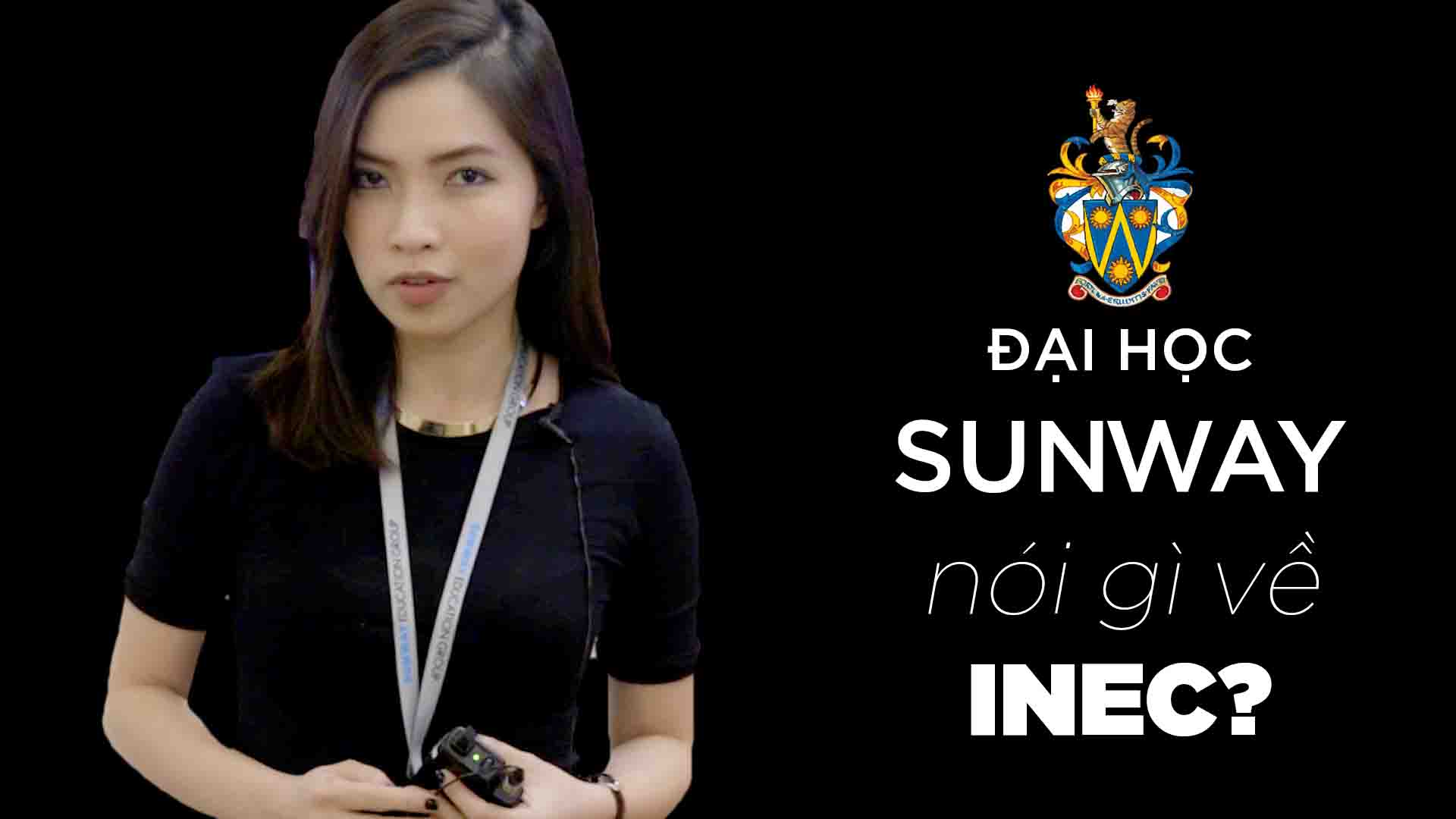 Cô Lina Agus là đại diện đến từ Đại học Sunway – một trong những trường đại học hàng đầu của Malaysia. Sunway có mối quan hệ hợp tác với các trường đại học uy tín thế giới như Lancaster (Anh), Le Cordon Bleu (Pháp). Theo học tại đây, bạn đồng thời nhận được bằng cấp từ Sunway và trường đối tác. Cô Lina chia sẻ về những lý do sinh viên quốc tế tin tưởng chọn Sunway khi du học Malaysia. Cô cũng đánh giá cao mối quan hệ hợp tác giữa Sunway và INEC và tin tưởng vào sự phát triển của sự hợp tác này trong tương lai.