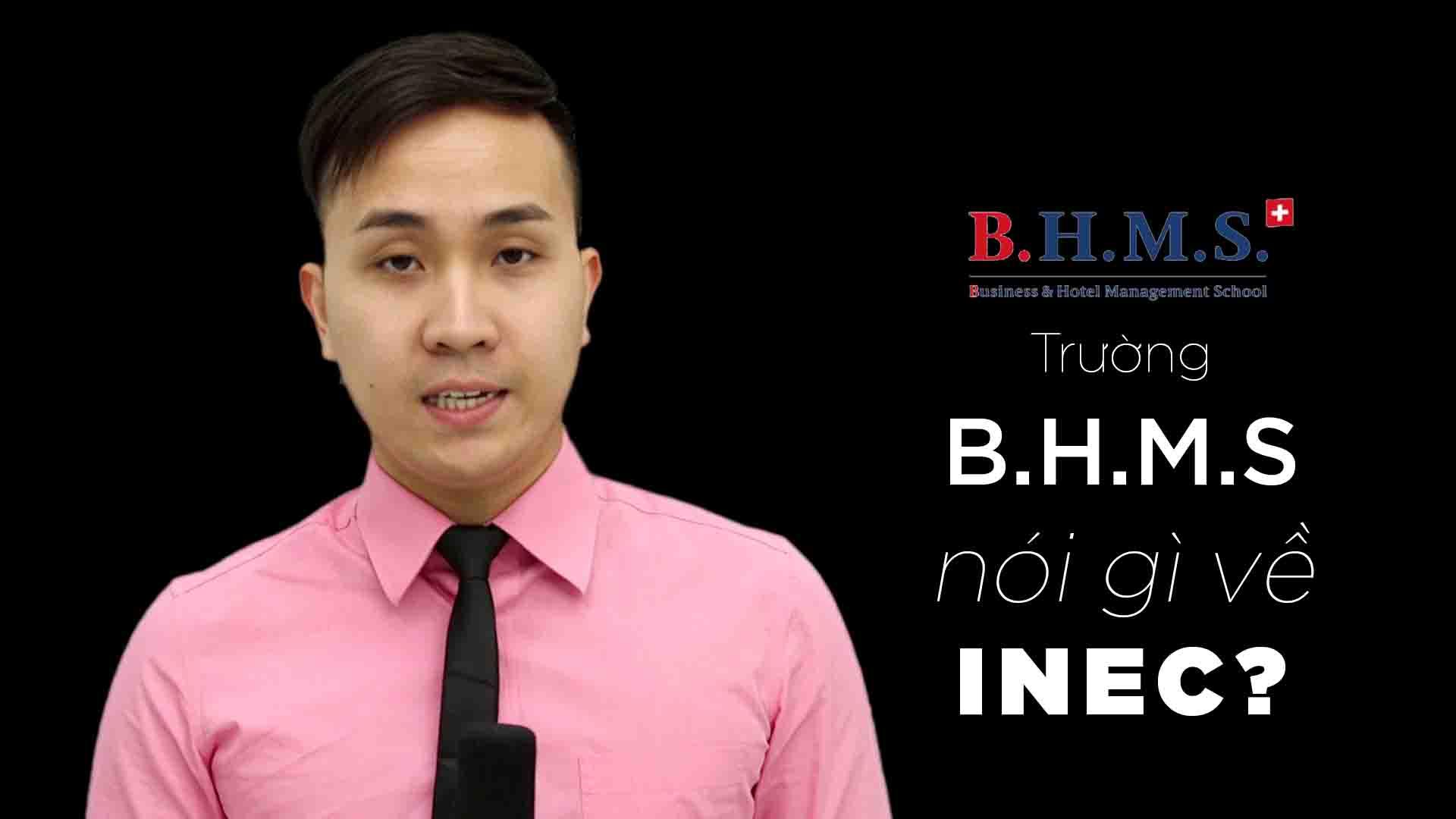 Học viện BHMS là một trong những trường đào tạo ngành nhà hàng khách sạn hàng đầu Thụy Sĩ đề cao việc phát triển kỹ năng làm việc thực tế của sinh viên. Trường hợp tác với các tập đoàn khách sạn lớn trên thế giới như Sheraton, Kempinski, The Ritz-Carton, Marriott, Hilton… trong việc đánh giá chất lượng chuyên môn lẫn cung cấp các vị trí thực tập, việc làm hấp dẫn cho sinh viên. Hầu hết sinh viên tốt nghiệp từ BHMS luôn được các nhà tuyển dụng đánh giá cao về năng lực, sự thích ứng và có sự nghiệp rất rộng mở.