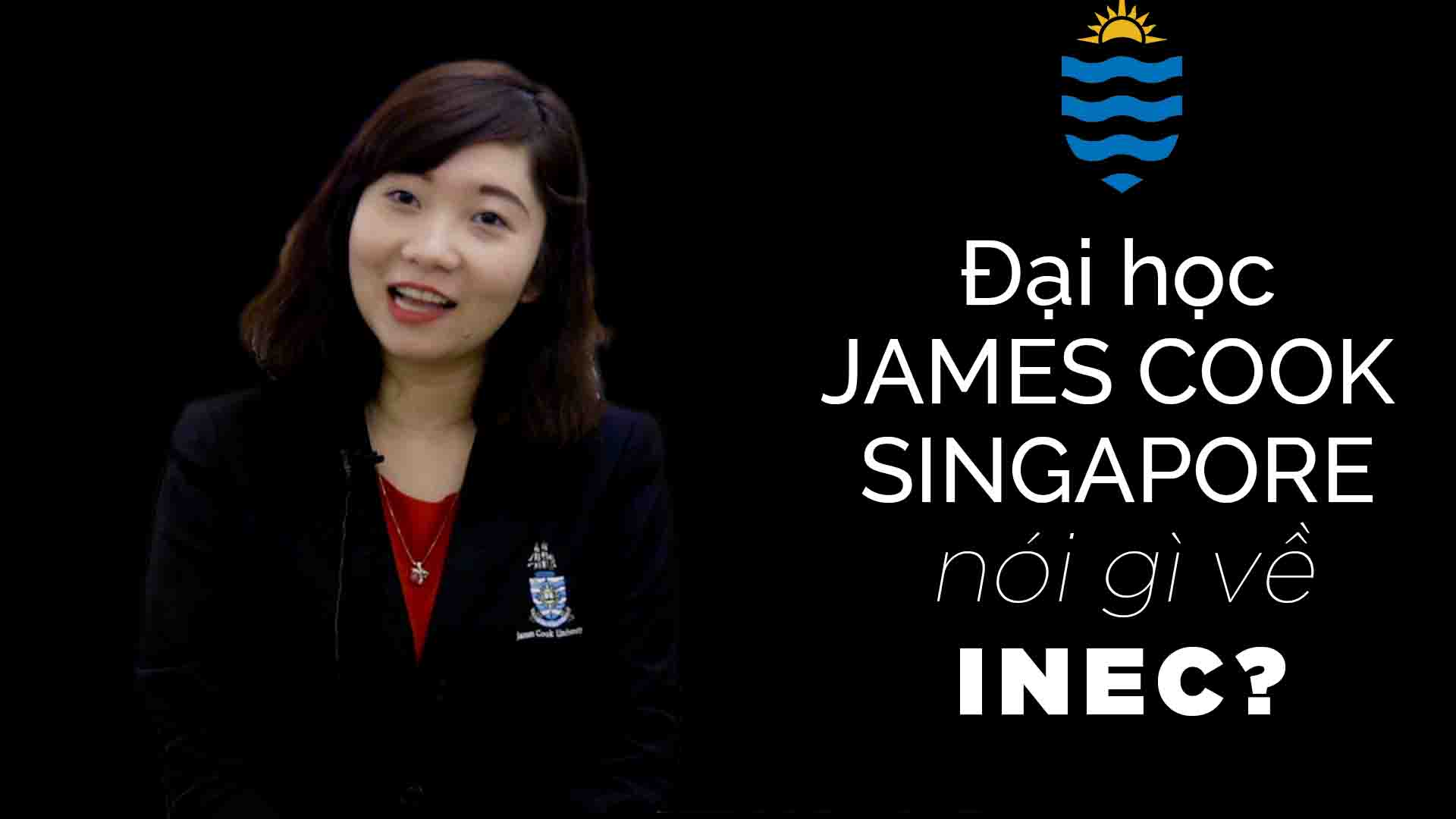 """Chị Lê Thùy Dương (Selena Le) là đại diện tuyển sinh Việt Nam của Đại học James Cook (JCU) phân viện Singapore. Thuộc top 2% đại học hàng đầu thế giới, JCU có thế mạnh về nghiên cứu các vấn đề kinh tế và tâm lý trong khu vực nhiệt đới. Tiêu chí của JCU là giúp sinh viên tốt nghiệp tạo được dấu ấn khác biệt cho môi trường và cộng đồng. Chị Thùy Dương đánh giá cao INEC trong vai trò là đại diện tuyển sinh hàng đầu của JCU Singapore tại Việt Nam với bằng chứng rõ ràng nhất là giải thưởng """"Agent of the Year"""" mà INEC được JCU trao tặng năm 2017 vừa qua."""
