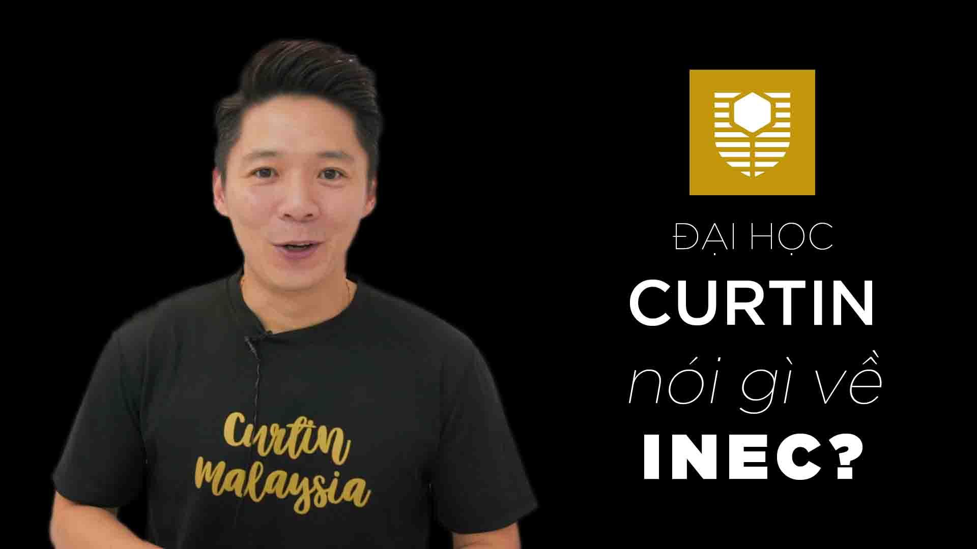 Ông Nicolas Lau là đại diện đến từ Đại học Curtin khu học xá Sarawak, Malaysia. Bên cạnh việc giới thiệu về Đại học Curtin với 4 khu học xá đặt tại 4 quốc gia khác nhau trên thế giới với chương trình đào tạo và bằng cấp tương đương, ông Nicolas chia sẻ 3 lý do chính khiến sinh viên quốc tế chọn du học Malaysia tại Đại học Curtin Sarawak là: môi trường sống an ninh và thanh bình, học phí phải chăng và chất lượng bằng cấp. Sự hợp tác giữa Curtin và INEC đã diễn ra trong thời gian dài và vẫn tiếp tục, điều này cũng được ông Nicolas công nhận và đánh giá cao.