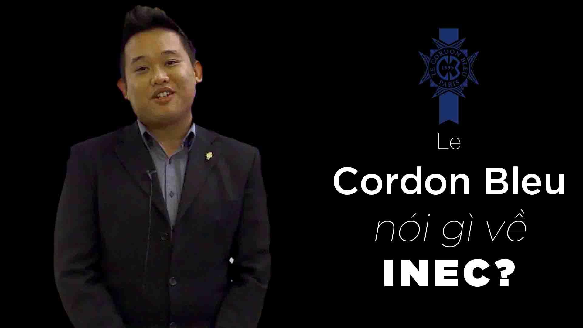 """Ông Ryan Rok đến từ Học viện La Cordon Bleu (LCB) khu học xá Malaysia. Ông chia sẻ, lý do sinh viên chọn LCB Malaysia là: đất nước đa văn hóa, môi trường quốc tế, sinh hoạt phí phải chăng, quan trọng nhất là bạn được học và nhận bằng cấp chất lượng. Tại Việt Nam, LCB Malaysia tin tưởng vào mối quan hệ hợp tác với INEC, vì vậy, nếu bạn đang quan tâm đến du học Malaysia tại Học viện Le Cordon Baleu thì """"chỉ cần ghé qua INEC, nghe tư vấn"""" và bạn sẽ có những quyết định đúng đắn cho riêng mình!"""