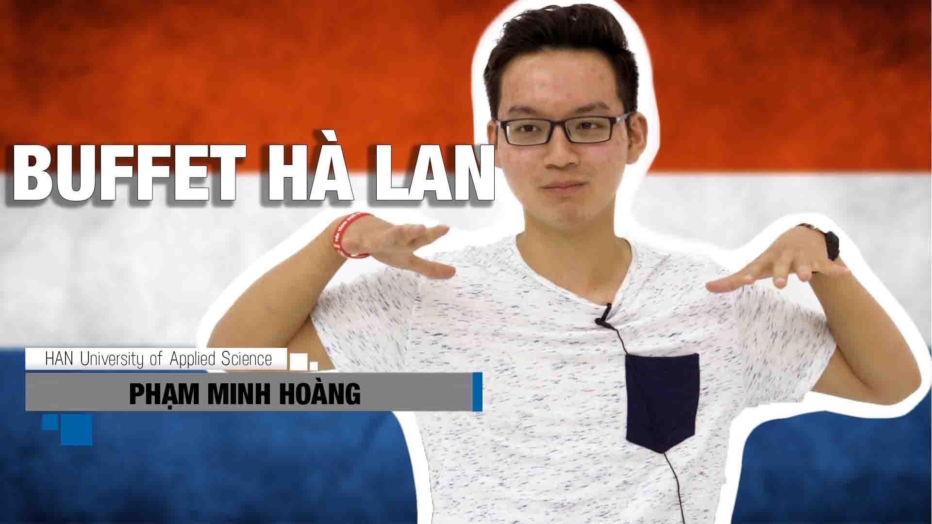 Một câu chuyện vui nho nhỏ về đời sống sinh viên tại Hà Lan của bạn Phạm Minh Hoàng, sinh viên năm 2 tại đại học Khoa Học Ứng Dụng HAN. Các bạn cùng nghe nếu thấy hay thì like và subscribe nhé!