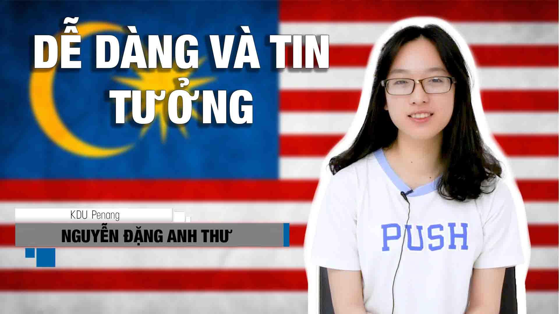 Bạn có nghĩ tới việc du học Malaysia bao giờ chưa?