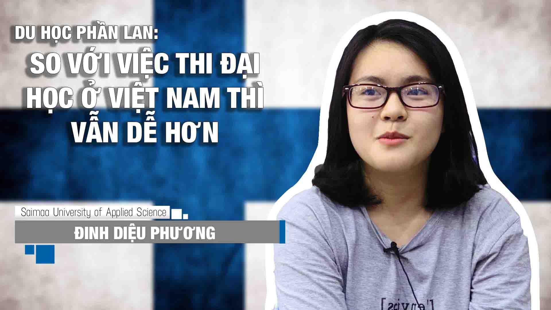 Như nhiều HSSV Việt Nam khác, Diệu Phương đã ấp ủ từ lâu dự định tham gia học tập tại nước ngoài vì tương lai rộng mở hơn. Sau một thời gian nỗ lực không ngừng nghỉ cùng với sự hỗ trợ tận tình của đội ngũ tư vấn viên chuyên nghiệp của INEC, em đã hoàn thành được ước mơ du học Phần Lan của bản thân.
