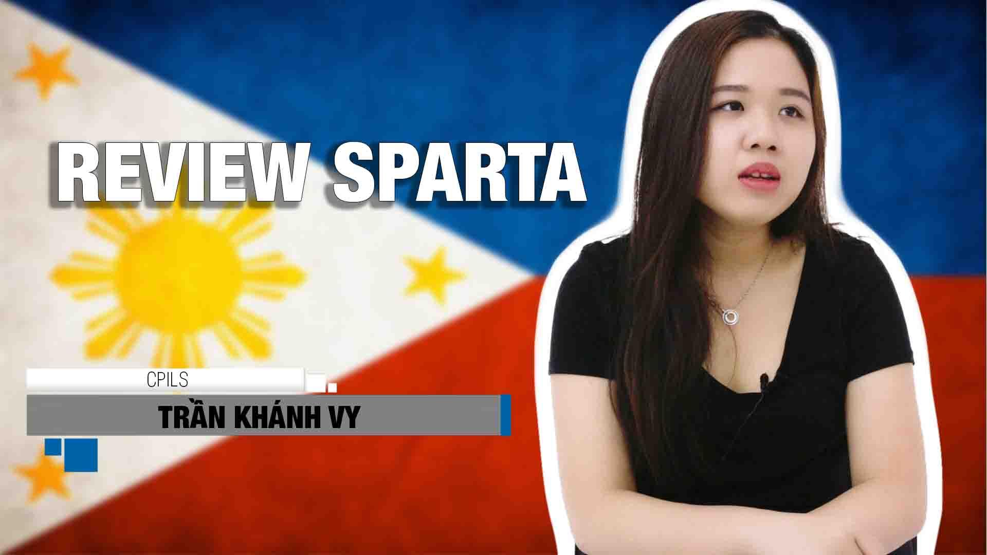 SPARTA là gì? Vì sao bạn lại nên học tiếng Anh tại Philippine nhỉ? Nghe bạn Trần Khánh Vy cựu học sinh trường CPILS kể về trải nghiệm của bạn tại đảo quốc này nhé!