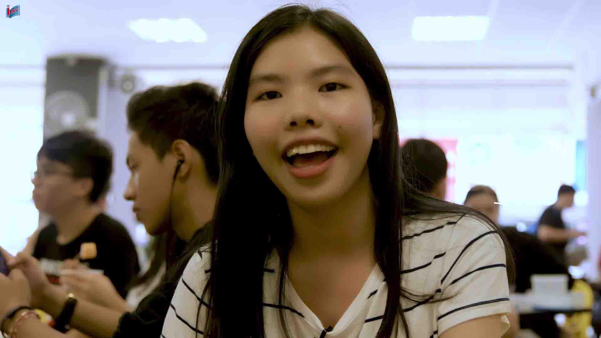 Cùng lắng nghe chia sẻ chớp nhoáng của bạn Mai Thị Như Uyên đang học tiếng Anh tại JCU Singapore nhé.