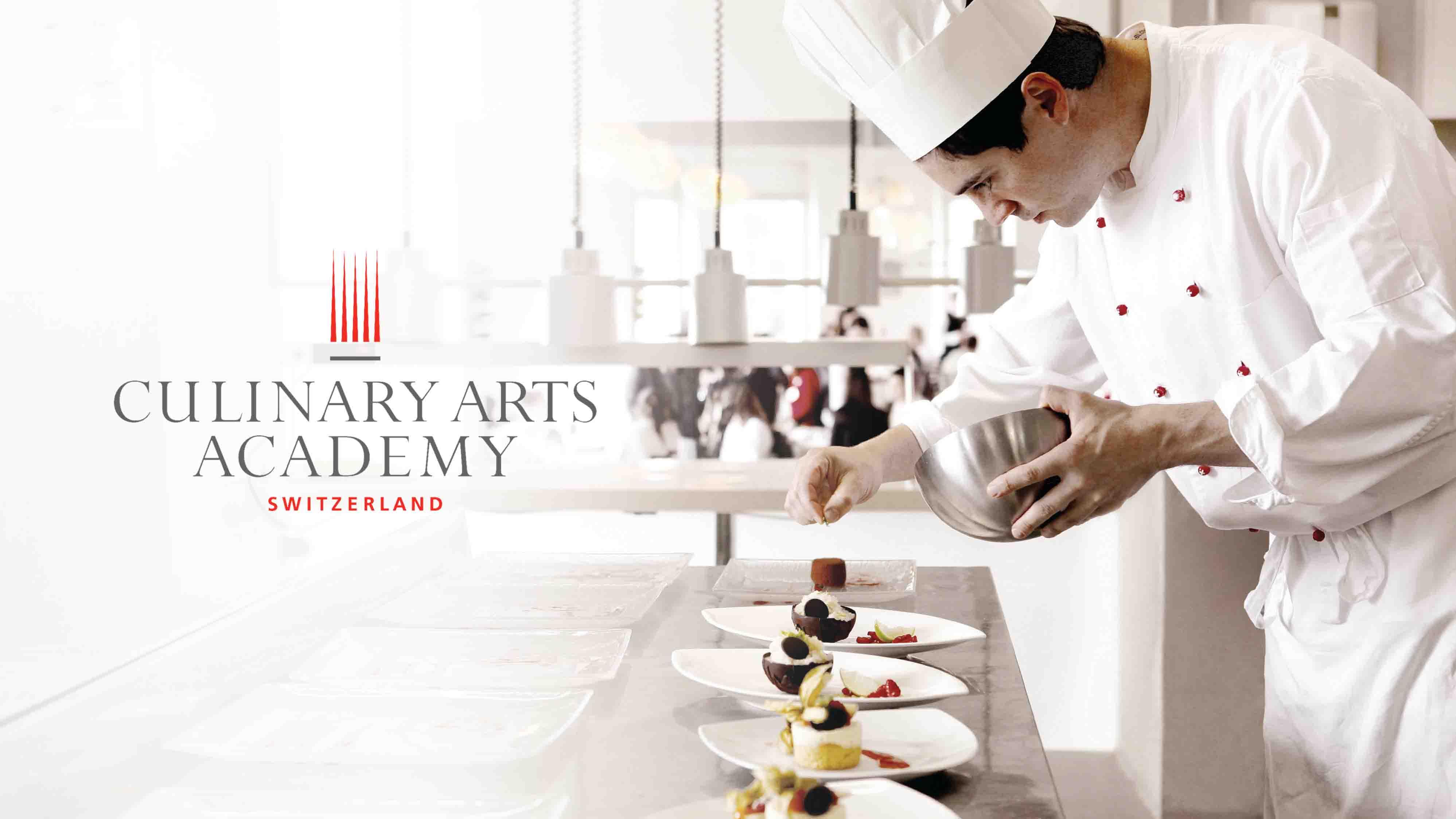 Bạn yêu thích ẩm thực, muốn được học nấu nướng với các đầu bếp lão làng trên khắp thế giới? Bạn không chỉ muốn phát triển kiến thức chuyên môn ẩm thực, nâng cao kỹ thuật nấu nướng để trở thành đầu bếp, làm việc trong những nhà hàng gắn sao Michelin, những khách sạn 5 sao mà còn muốn tự khởi nghiệp, hoặc trở về quê hương tham gia việc kinh doanh của gia đình và phát triển nhà hàng từ 1 lên chuỗi? Hãy gia nhập Học viện CAA ngay hôm nay! CAA (Culinary Arts Academy Switzerland) là một trong những trường dạy ẩm thực danh tiếng trên thế giới. Trường hiện giữ vị trí 21 toàn cầu, đồng thời là trường ẩm thực duy nhất của Thụy Sĩ xuất hiện trong bảng xếp hạng các trường đào tạo ẩm thực và nhà hàng khách sạn tốt nhất thế giới của QS. Du học INEC là đại diện tuyển sinh chính thức của trường tại Việt Nam, sẽ tư vấn khóa học và hỗ trợ bạn tiến hành hồ sơ du học Thụy Sĩ: •Tổng đài: 1900 636 990 •Hotline KV miền Bắc & Nam: 093 409 2662 - 093 409 9948 •Hotline KV miền Trung: 093 409 9070 - 093 409 4449 •Email: inec@inec.vn •Website: https://duhocinec.com/du-hoc-thuy-si-... #duhocinec #duhocthuysi #culinaryartsacademy
