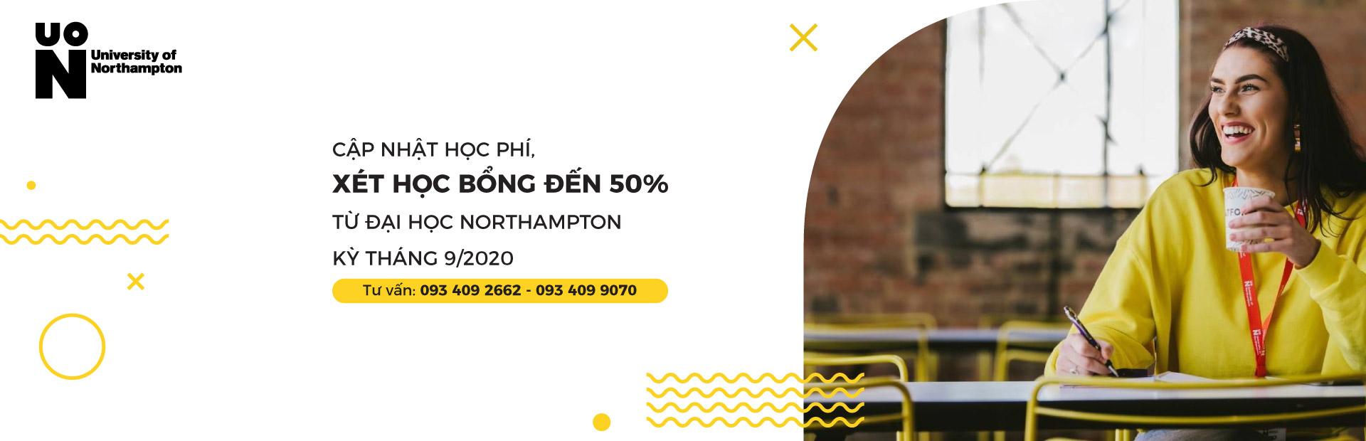 Northampton hoc bong