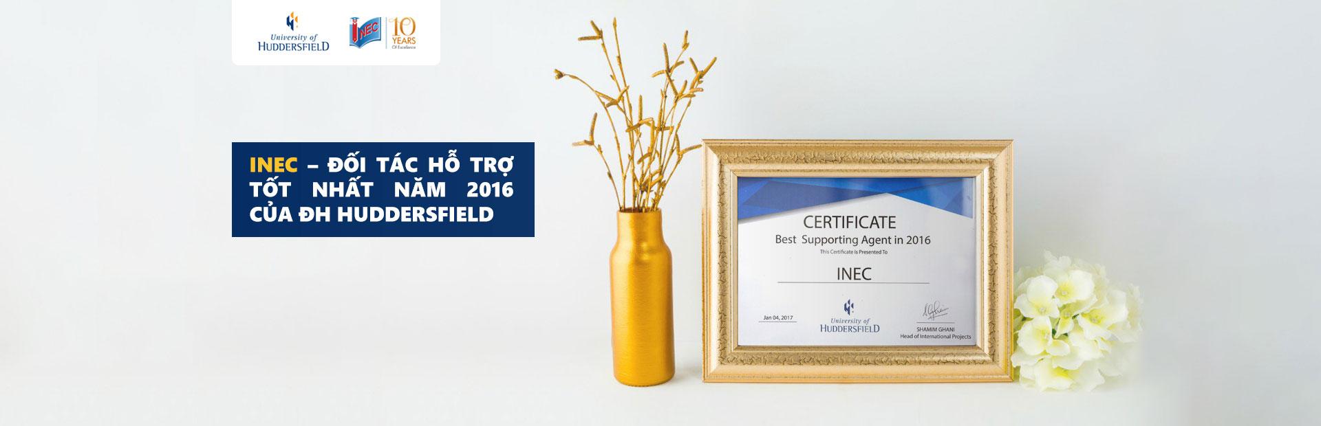 Certificate Huddersfield