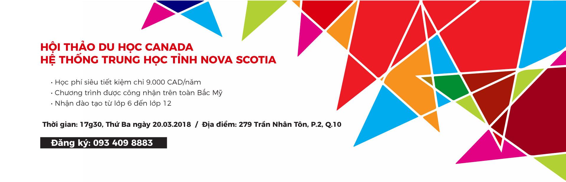Nova Scotia 3.2018