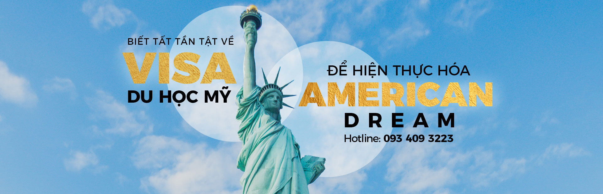 banner Mỹ dream