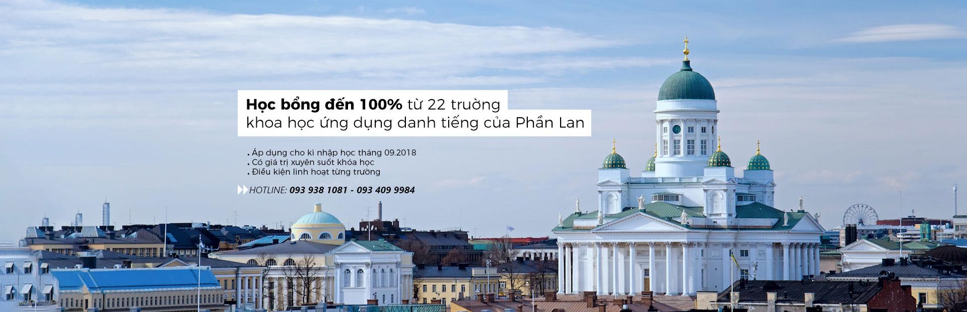 Phan Lan - Hoc bong