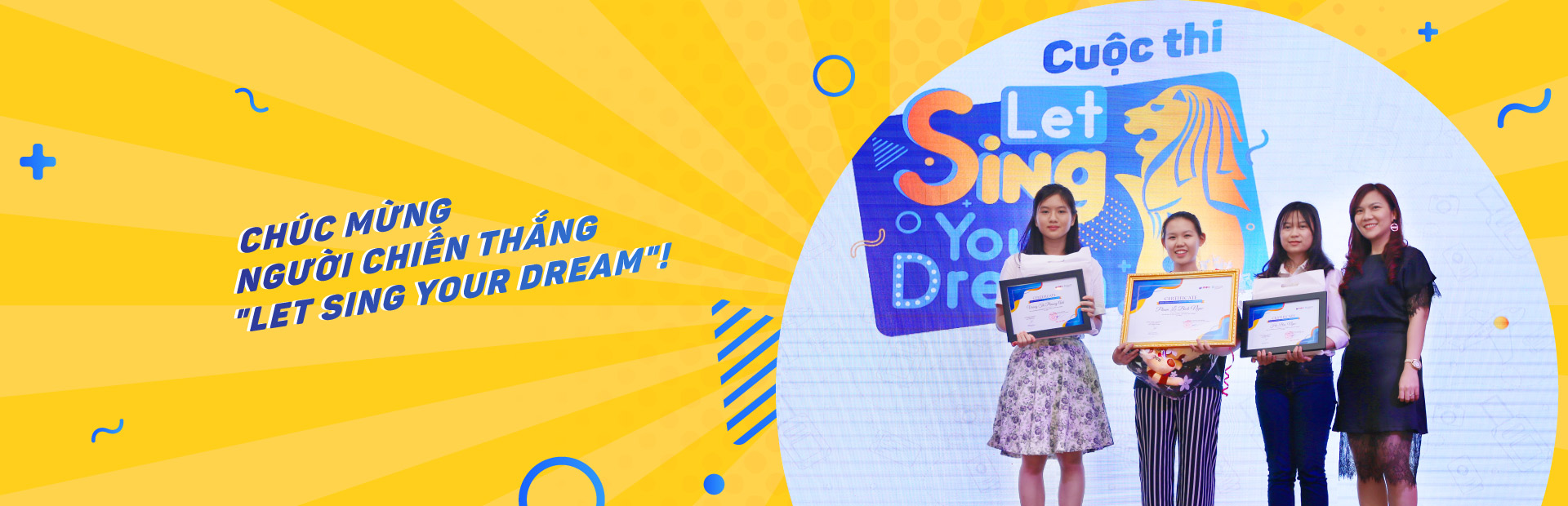 Sing contest