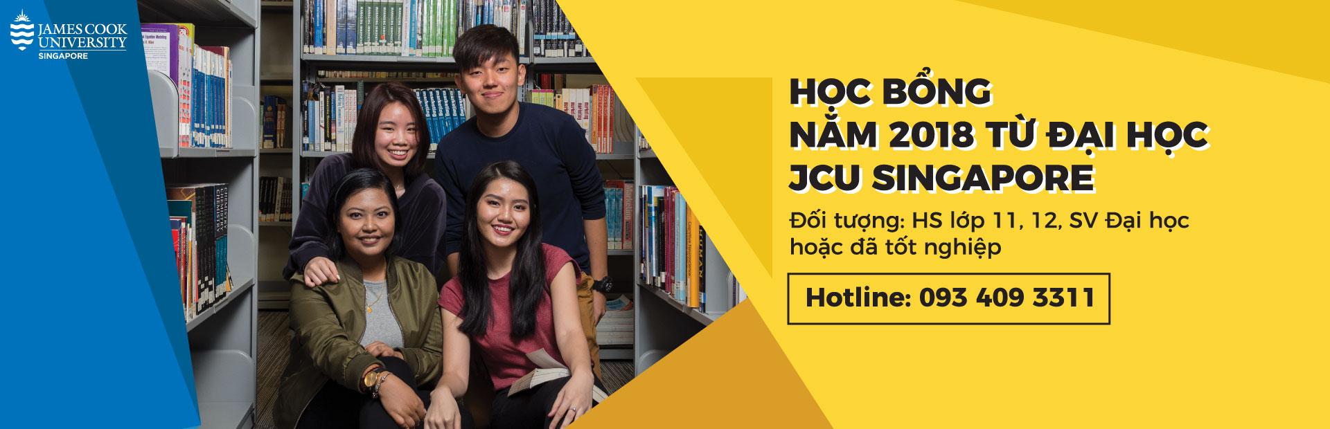 JCU thi hoc bong