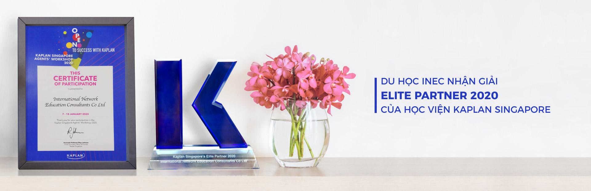 Kaplan award