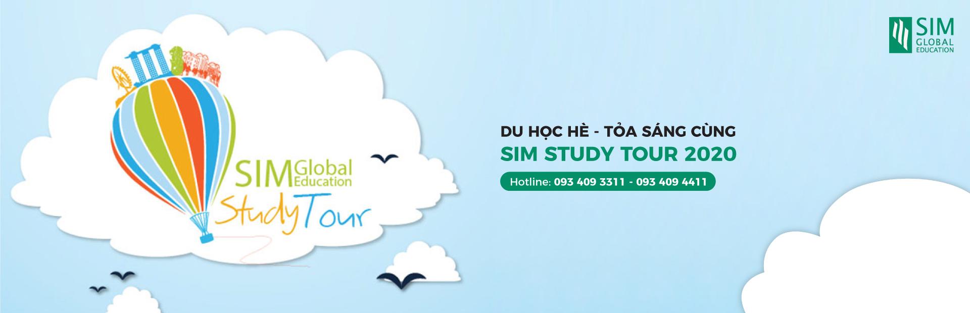 SIM Study tour 2020