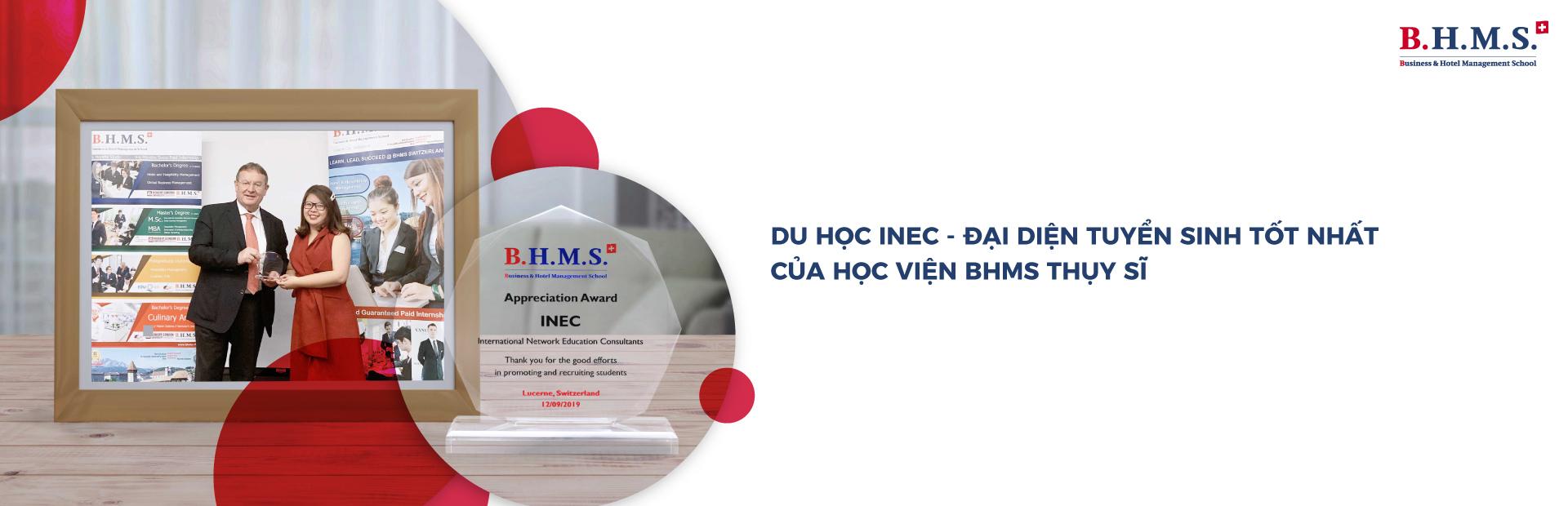 BHMS award