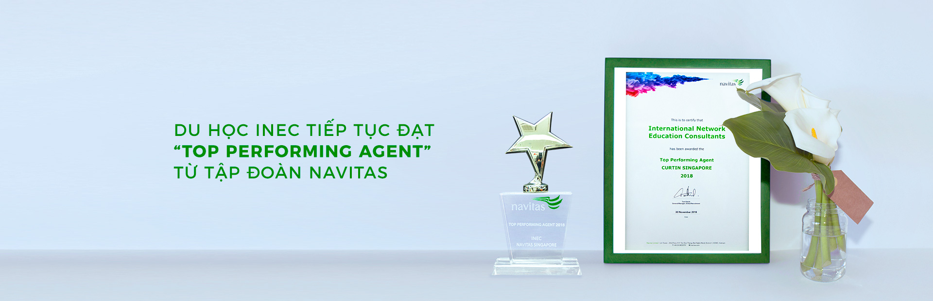 Navitas award