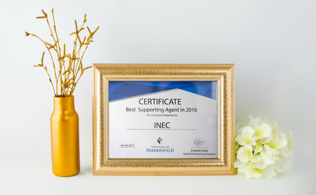 Công ty tư vấn du học INEC