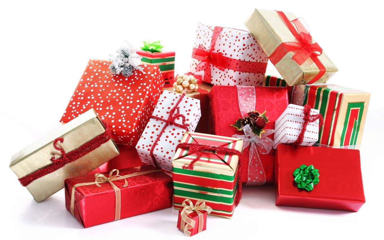 Chương trình quà tặng giáng sinh của INEC