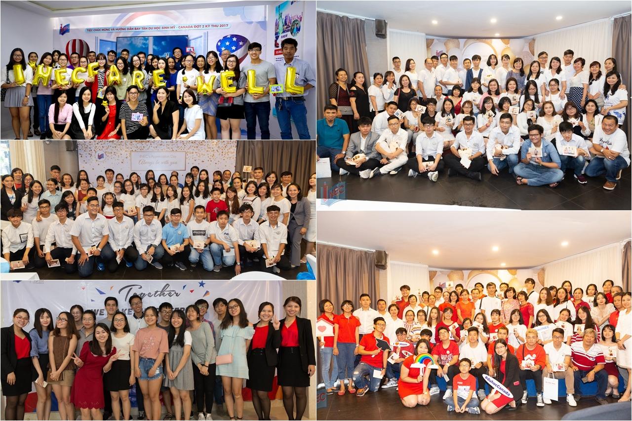 Du học INEC đã chắp cánh cho ước mơ du học của nhiều thế hệ học sinh sinh viên Việt Nam