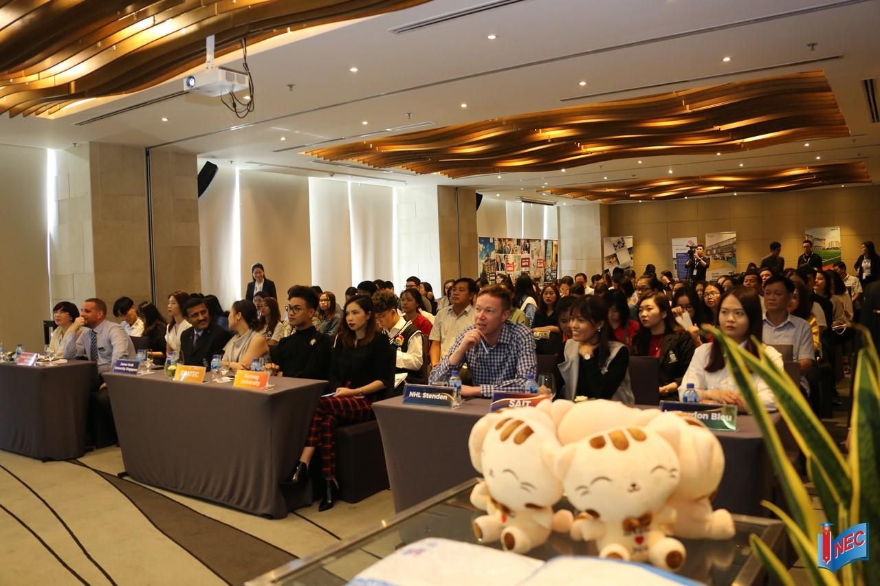 hội thảo du học các nước