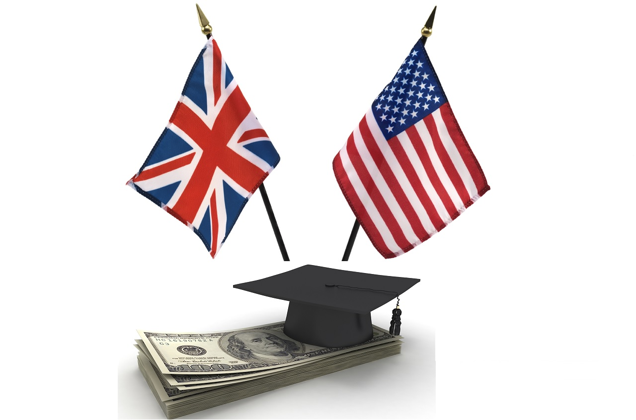 Mỹ và Anh có nhiều trường uy tín đào tạo ngành khoa học máy tính nhưng chi phí học tập cao