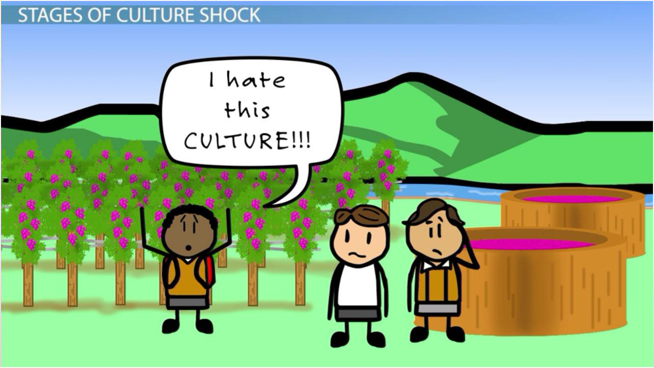 Khác biệt về văn hóa là một trở ngại lớn với du học sinh tại Đức