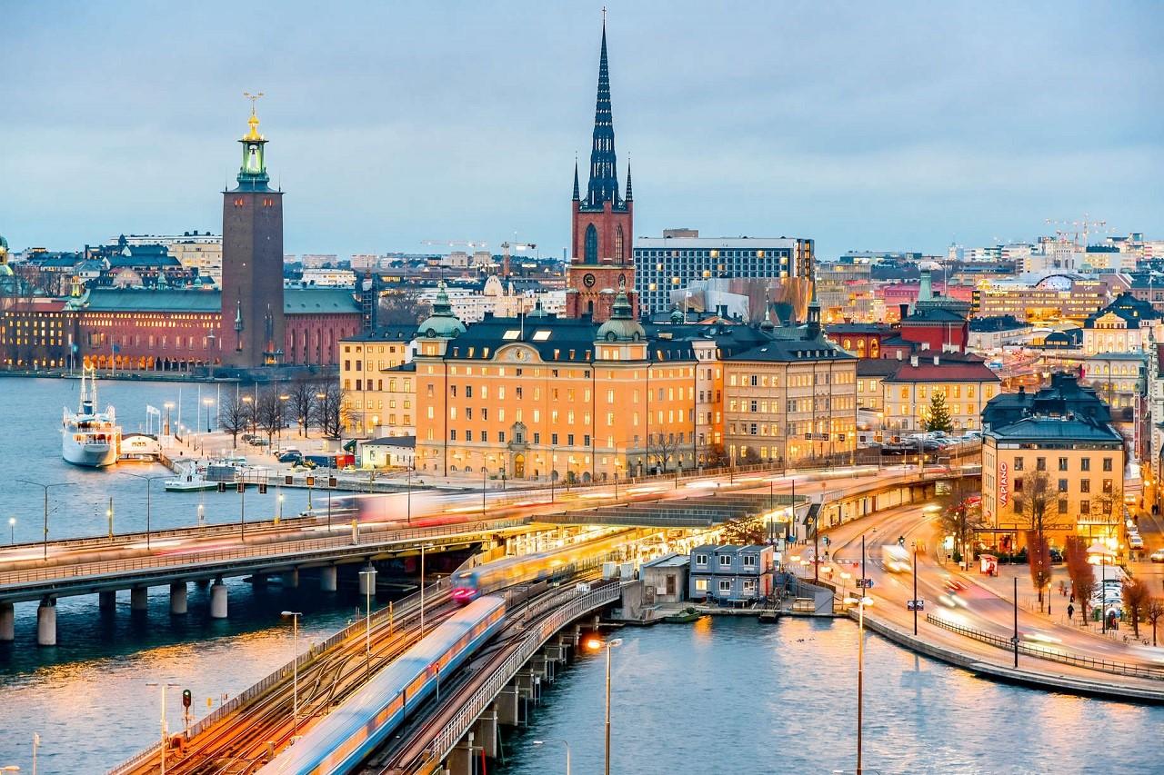 Chi phí du học châu Âu - Thụy Điển