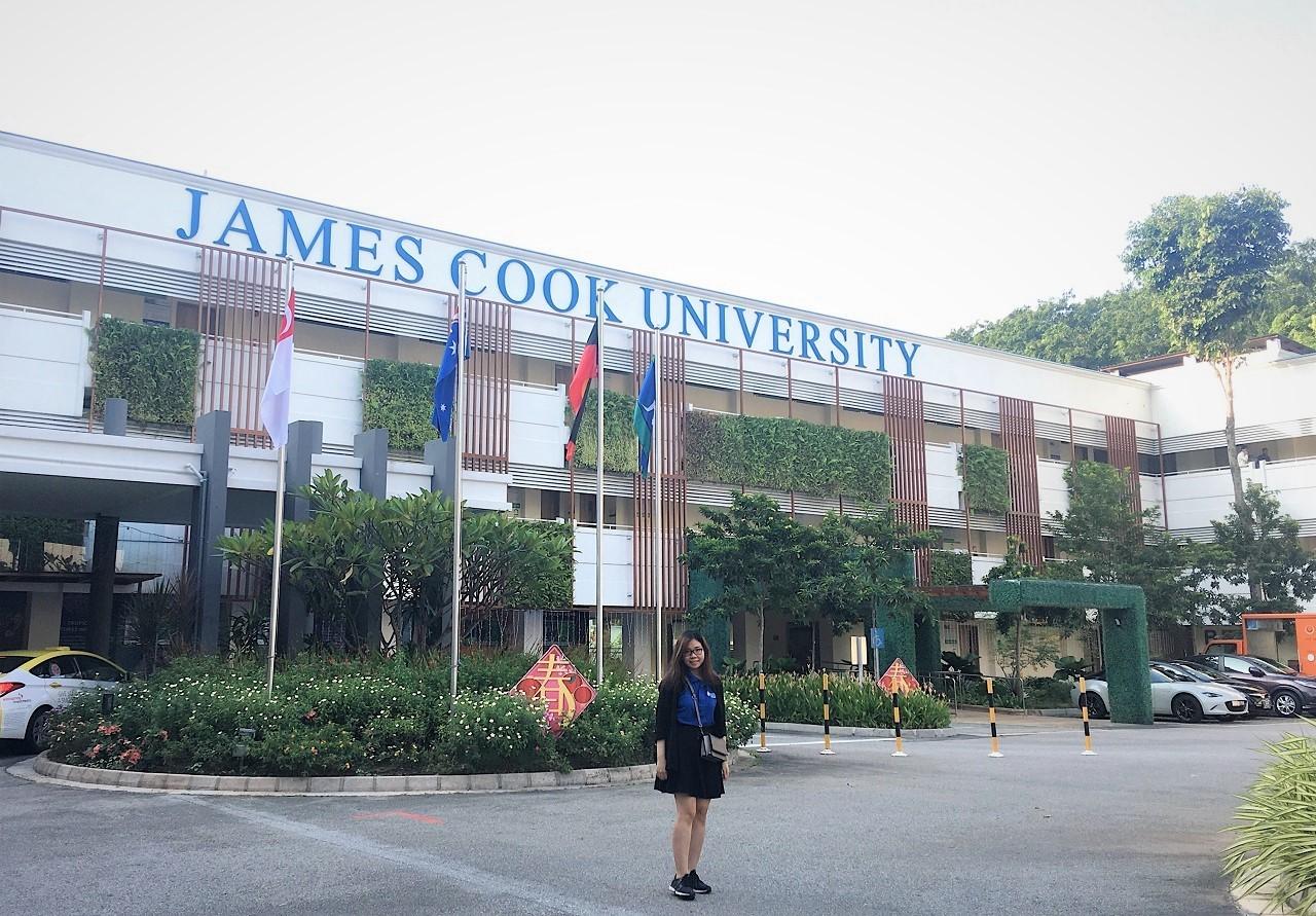 Học tại Đại học James Cook Singapore giúp bạn tiết kiệm đến 40% chi phí so với việc học tại Úc
