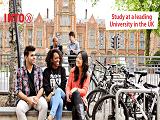 Tặng phí xin visa khi nộp hồ sơ các khóa chuyển tiếp đại học từ INTO Anh Quốc