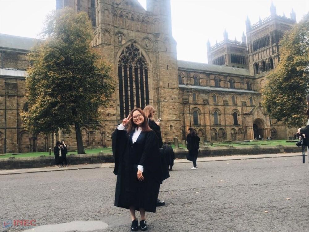 Xin học bổng du học Anh 2019