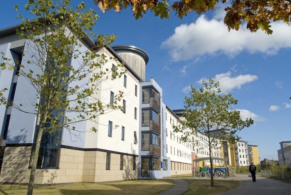 Đại học top 1% thế giới East Anglia