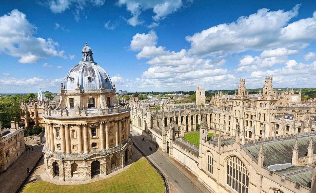 Thành phố Oxford cổ kính