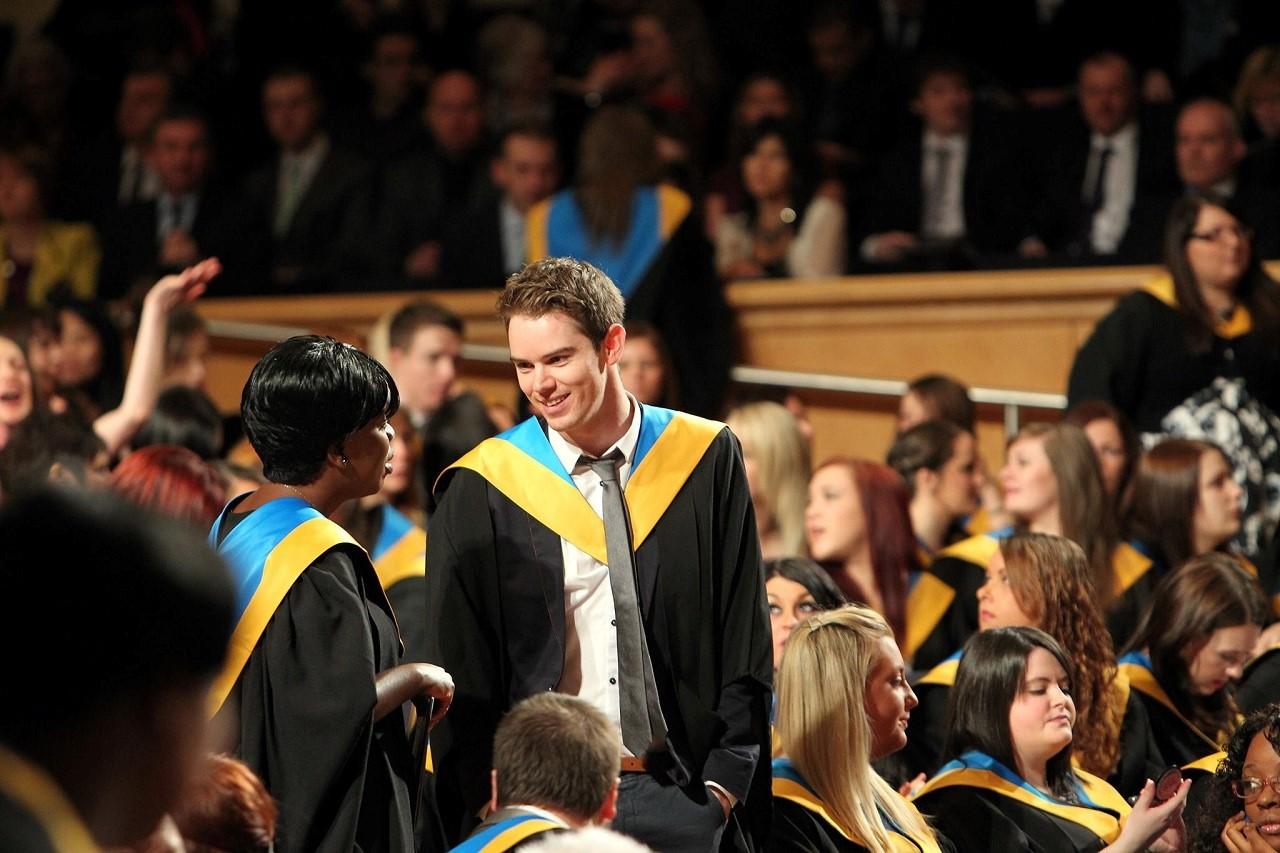 97% sinh viên tốt nghiệp từ GCU có việc làm hoặc học lên cao hơn trong 6 tháng