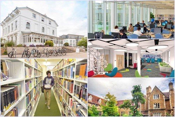 Môi trường học tập tiện nghi, hiện đại tại Gloucestershire