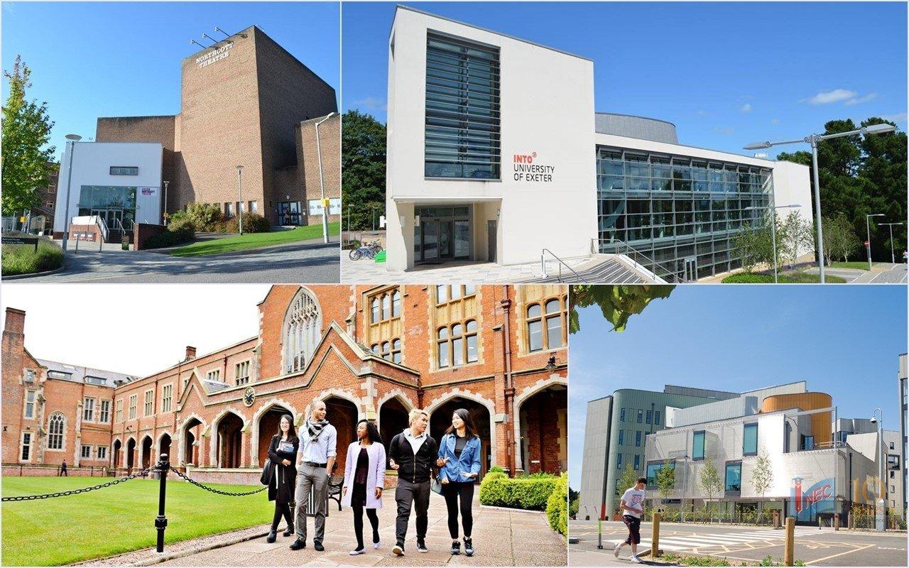 INTO chuyên cung cấp những khóa học nền tảng vào top 50 trường ĐH nước Anh