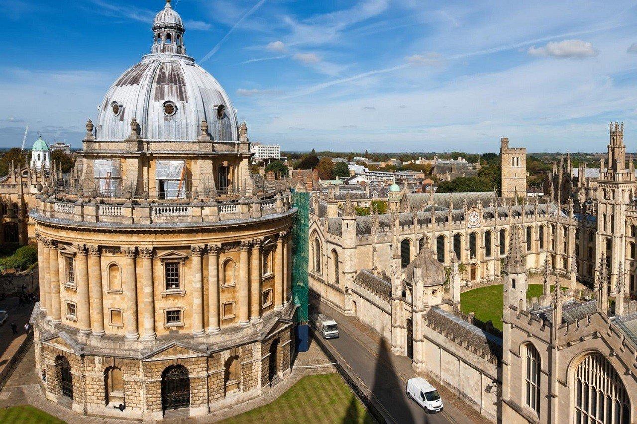 Đại học Oxford là ước mơ du học của biết bao học sinh sinh viên