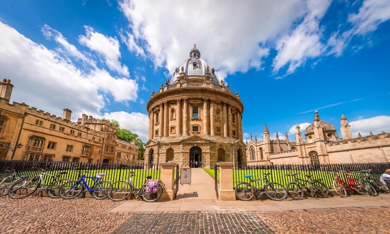 Đại học Oxford – ngôi trường với bề dày lịch sử nhất nước Anh