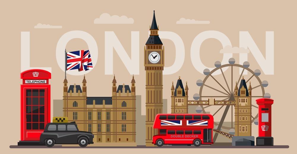 Số tiền cần chứng minh tài chính khi học tại London sẽ cao hơn những vùng khác. Ảnh: Shutterstock
