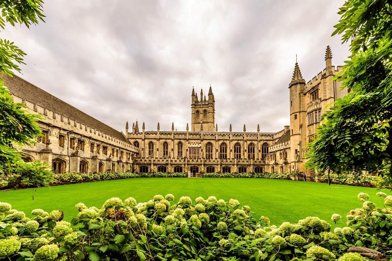 Oxford là trường đại học tốt nhất thế giới năm 2016. Ảnh: Mikel Trako