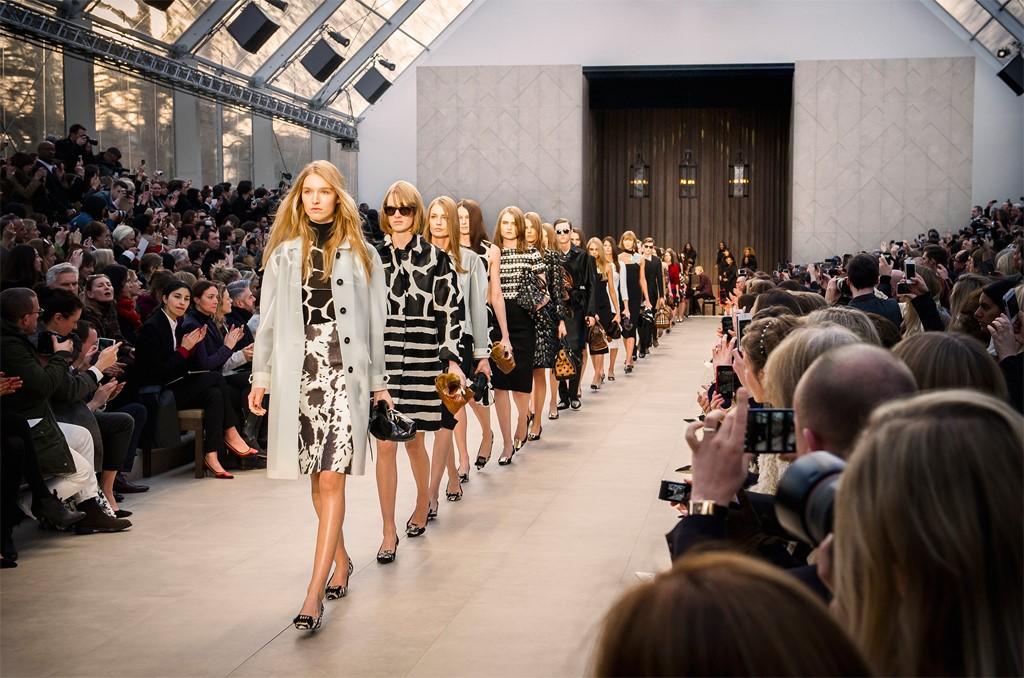 Nước Anh là một trong những nơi đào tạo tốt nhất về ngành Thời trang. Ảnh: Time Out